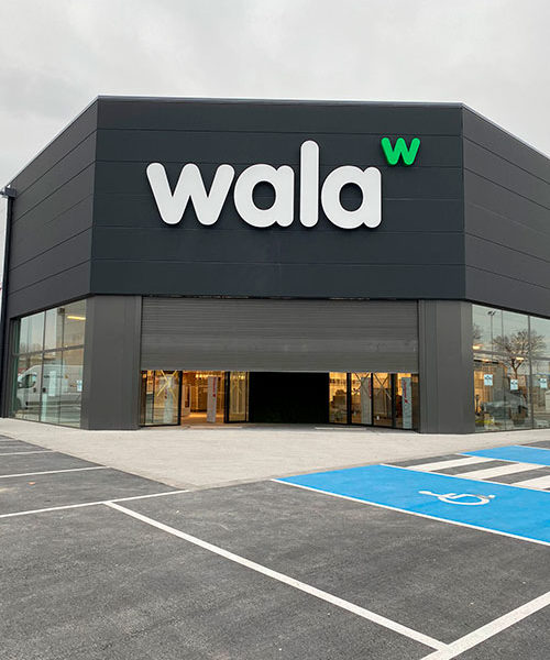 WALA – Nova gran superfície de Vic