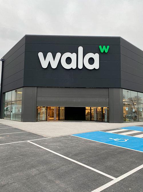 WALA – Nueva gran superficie de Vic